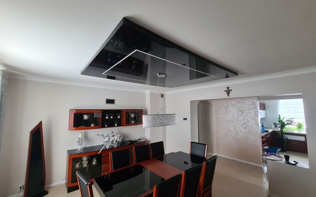 Co to jest sufit napinany i jakie są jego zalety?